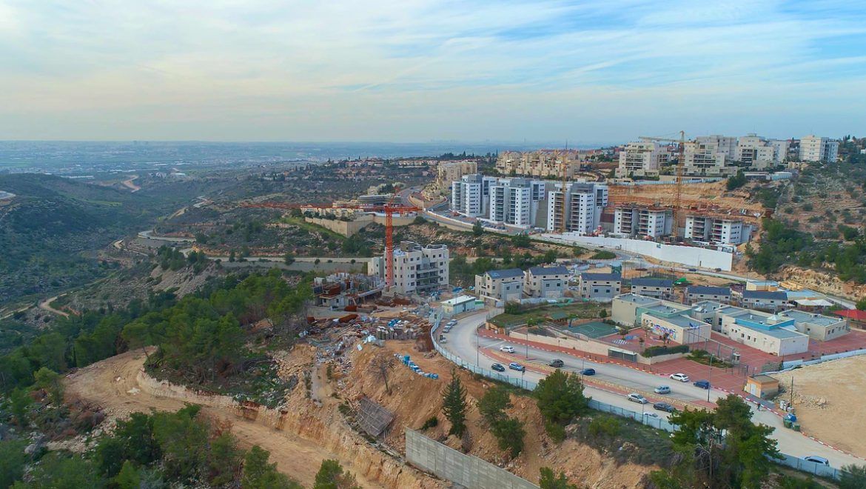 מול החורשה באלפי מנשה: קוטג'ים ודירות בשכונת גבעת טל, האכלוס בעוד 5 חודשים