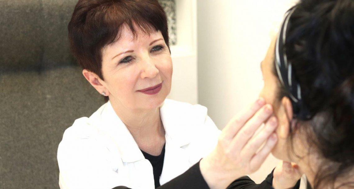 """ד""""ר אירנה שנדשטיין: """" היום לכולן יש שפתיים נפוחות, לחיים נפוחות, הכל נפוח"""""""