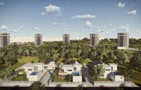 לידיעת המשקיעים: החל שיווק קרקעות למגורים בחדרה ב-226 אלף שקלים למגרש