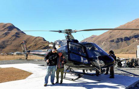 גאורגיה לאלפיון העליון: רכבי שטח, טיסה במסוק ומסאז' על שפת האגם