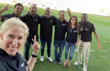 חברה ישראלית מגייסת משקיעים לטכנולוגיות הנחשקות בעולם הספורט