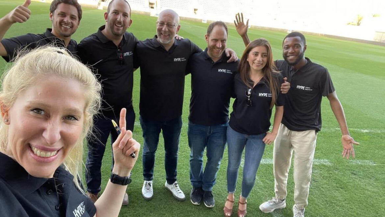 החברה הישראלית שמגייסת משקיעים לטכנולוגיות הכי נחשקות בעולם הספורט