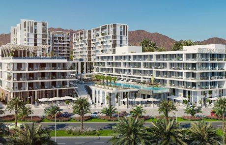בראון 42: המלון הראשון הנבנה באילת מזה 17 שנה