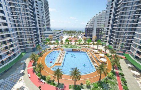 על קו המים: הפרויקט המרהיב בבטומי שמציע דירה החל מ-40 אלף דולר