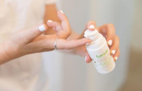 לפני שלוקחים תרופות: ג'ל חדשני של לבידו לטיפול בפצעונים