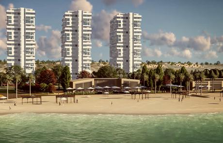 רובע הים בחדרה: החל שיווק קרקעות מאושרות למגורים מול החוף – ב-329 אלף שקלים למגרש