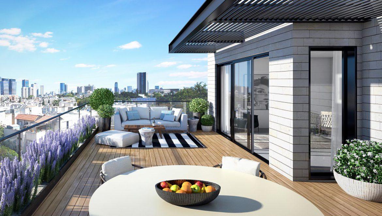 דקה משכונת ביצרון: כמה עולה דירה חדשה במזרח תל אביב?