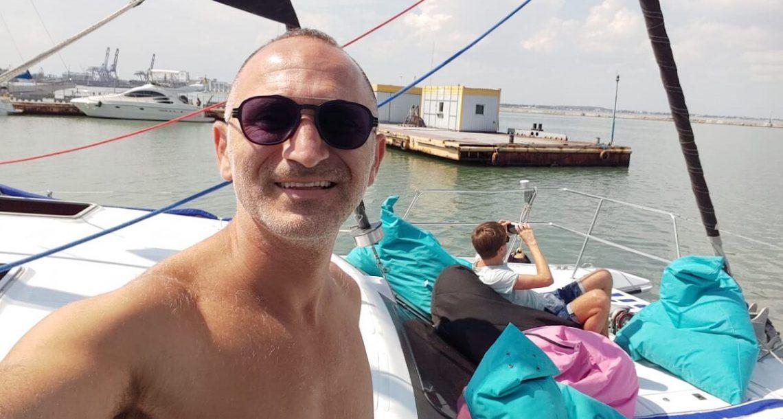 """שלום מיכאלשווילי משקיע באודסה: """"עיר נופש מבוקשת"""""""