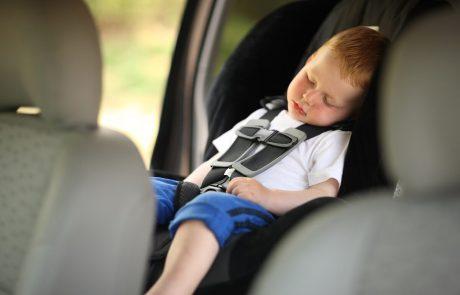 פוחדים לשכוח ילד באוטו? פיתוח ישראלי חכם ידאג שזה לא יקרה