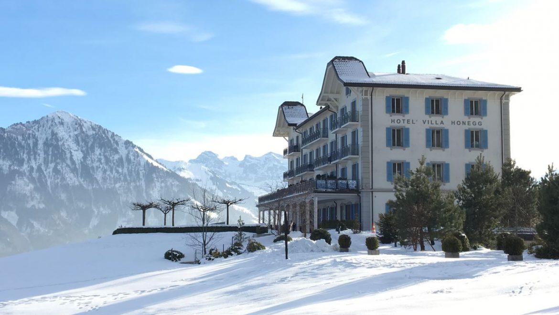 מצאנו את המקום המושלם לנופש רומנטי: מלון הספא וילה הונג בשוויץ