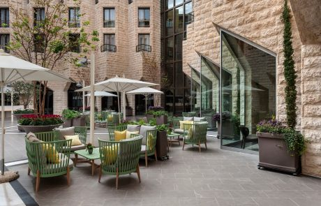 חופשה בירושלים: זה המלון המפתיע שכנראה לא שמעתם עליו